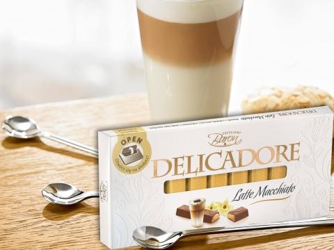 Baron Delicadore  čokolada Macchiato - idealan poklon za Dan zaljubljenih