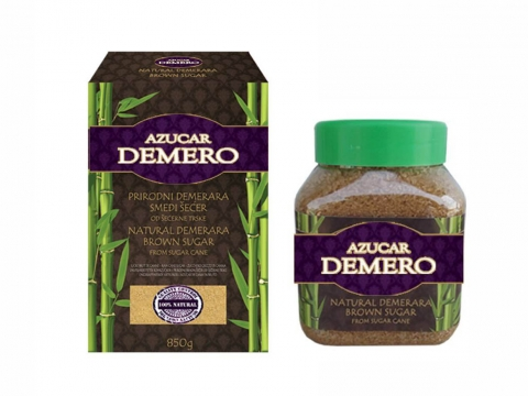 Azucar Demero smeđi šećer - umetnost pravljenja zdravih poslastica