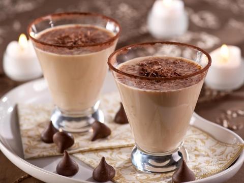Koktel sa kakao kremom