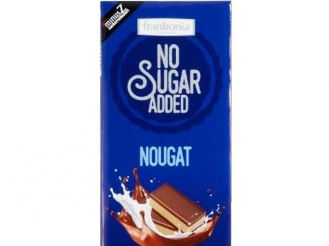Frankonia No Sugar Added Nougat 80g