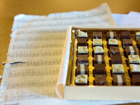 Kako melodije menjaju ukus čokolade