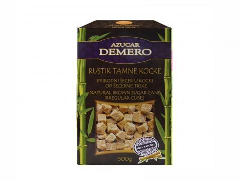 Azucar Demero rustik tamne kocke