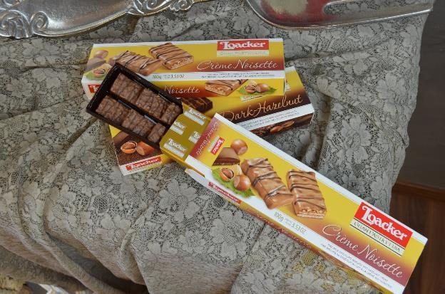Loacker GP Noisette – izazov za prave sladokusce