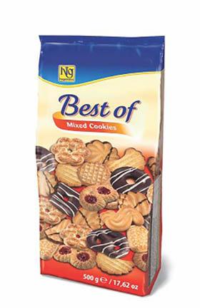 Hig Hagemann-najbolja selekcija ukusnih kolačića