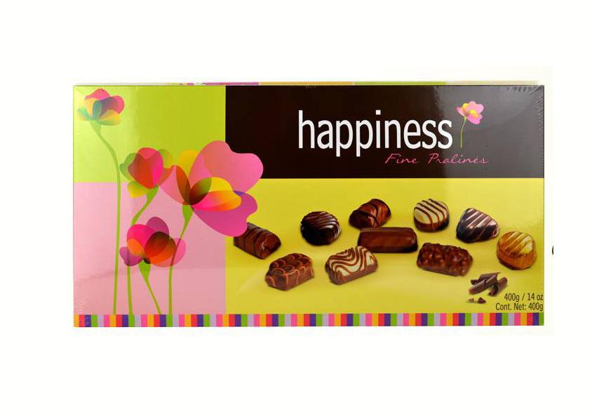 Mauxion Happiness bombonjera- originalna poruka