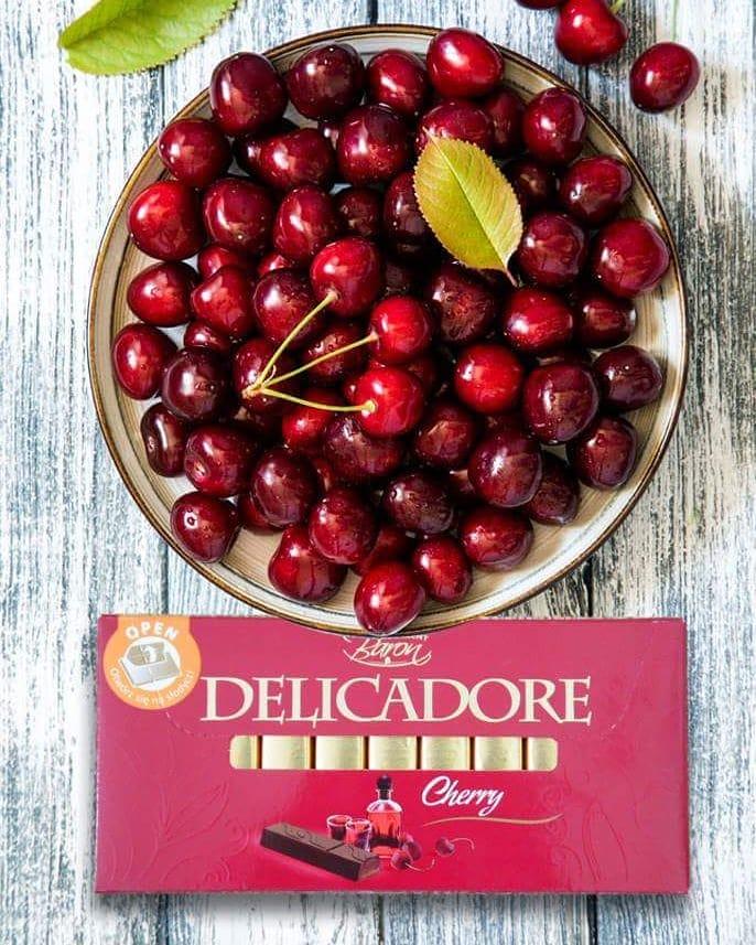 Baron Delicadore čokolada Cherry – ljubav na prvi zalogaj