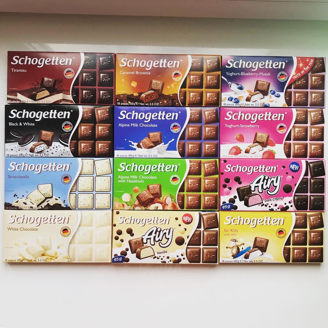 Schogetten čokolade – zavodljivo putovanje kroz carstvo ukusa
