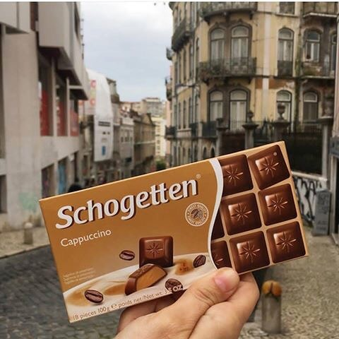 Schogetten cappuccino i Schogetten Latte Macchiato – za sve ljubitelje kafe