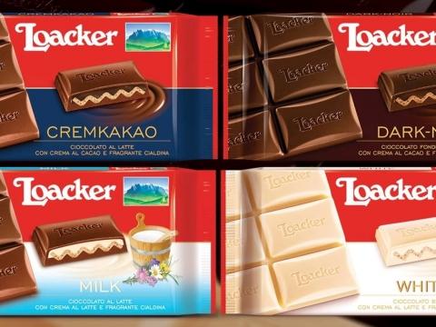 Loacker čokolade – poznati kvalitet u sasvim novim oblicima i ukusima!