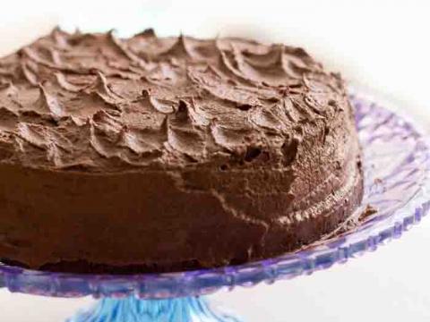 Čokoladna torta sa smeđim šećerom