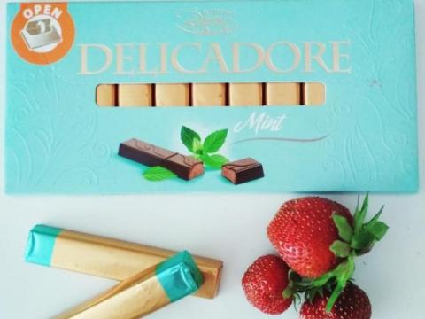 Baron Delicadore čokolada Mint – dah leta u zimskim danima