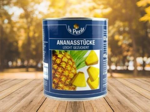 IL Capitano ananas kocka - moćna voćka za zdravlje i lepotu