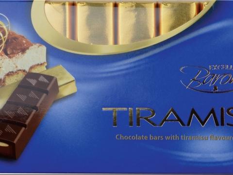 Baron Tiramisu čokolada