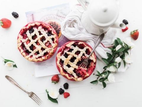 Berry pita