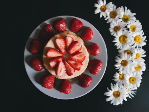 Američke palačinke sa jagodama - osvežavajući prolećni desert