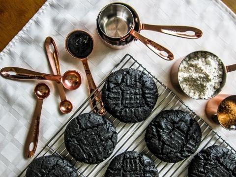 Čokoladni kolačići sa tahinijem