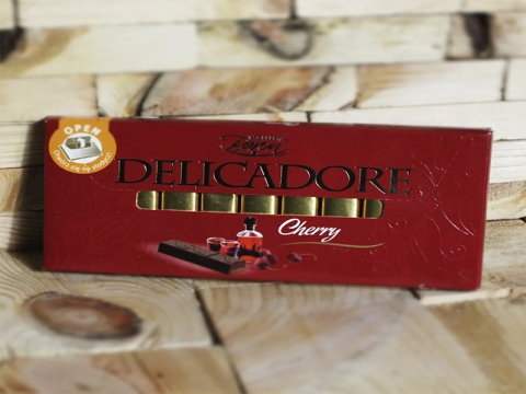 Baron Delicadore čokolada Cherry – najslađi zalogaji