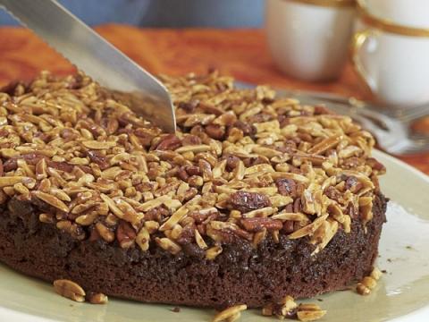 Kolač za ljubitelje čokolade i oraha