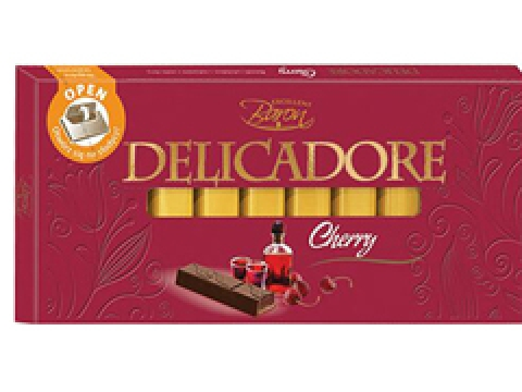Baron Delicadore čokolada - Cherry 200gr