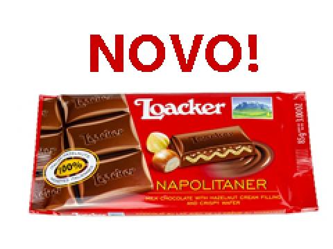 Loacker čokolada sa lešnikom 85g
