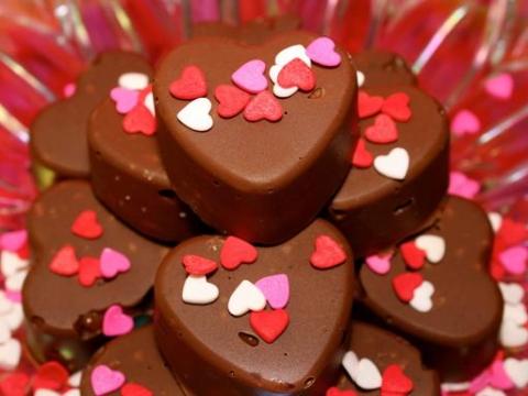 Čokoladna srca