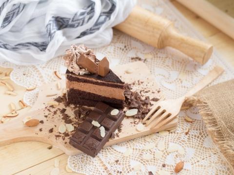 Čokoladna krem torta