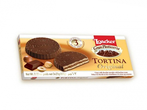 Loacker Tortina - najbolja prijateljica svih sladokusaca
