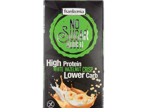 Frankonia high protein lešnik  No sugar Added 90g