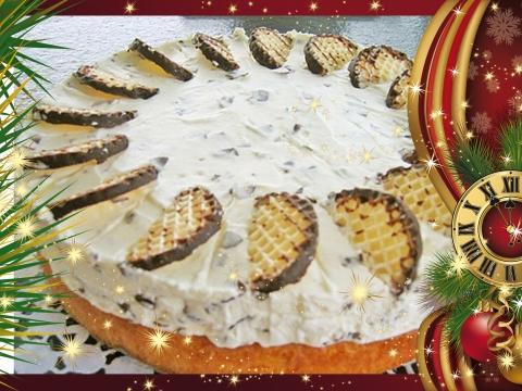 Sočna i elegantna Grabower torta