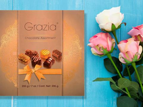 Grazia bombonjera - savršen slavski poklon
