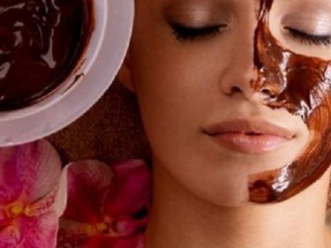 Maske od čokolade za osetljivu kožu lica