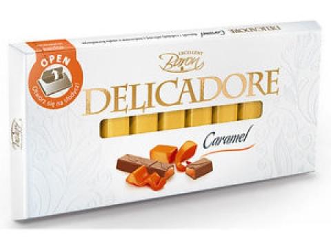 Baron Delicadore karamel čokolada – spoj dve najvoljenije poslastice