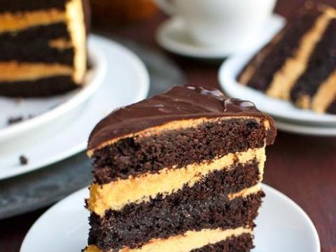 Čokoladni kolač s bundevom