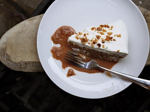 Brzi kolač sa šlagom