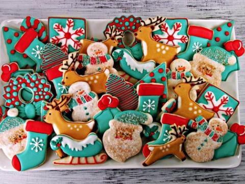 Novogodišnji kolačići sa cimetom