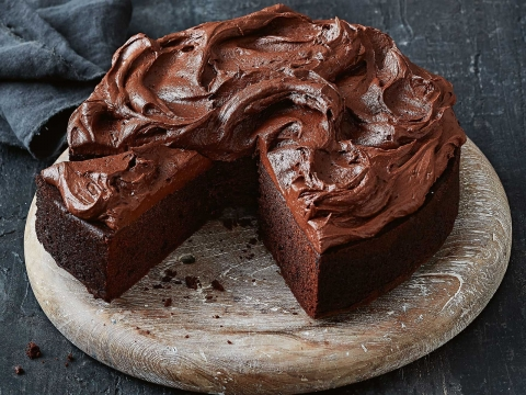 Krem torta sa smeđim šećerom