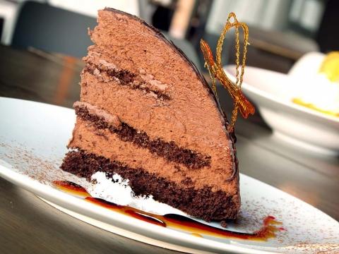 Najkremastija čokoladna torta