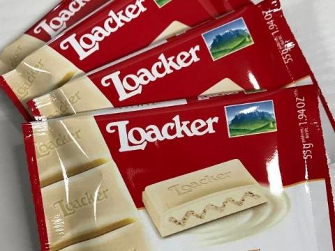Loacker čokolada White – zasladite jesen punim ukusom