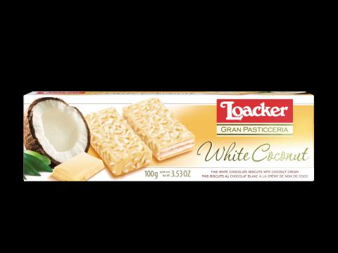 Loacker Gran Pasticceria – bela čokolada i kokos