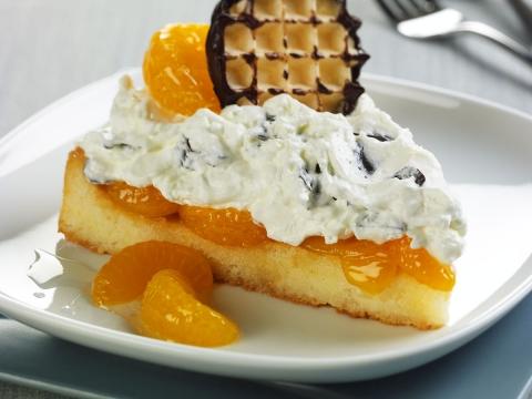 Grobower torta sa mandarinama
