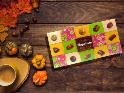 Mauxion Happiness bombonjera - ideja za predstojeća slavlja