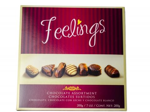 Mauxion Feelings bombonjera-budi najtananija osećanja