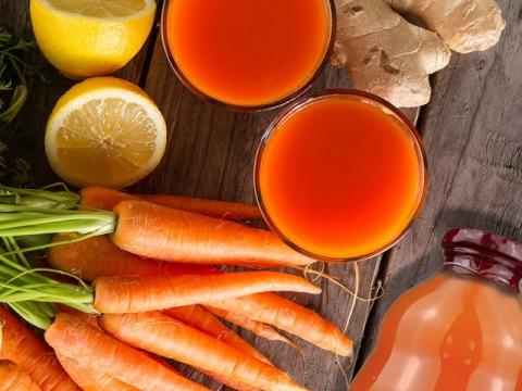 Pronto sok od šargarepe – zdravo letnje osveženje