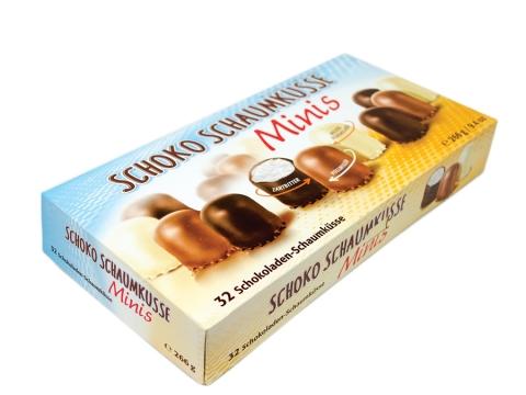 Continental bakeries mini šampite-slatkiš za svačiji ukus