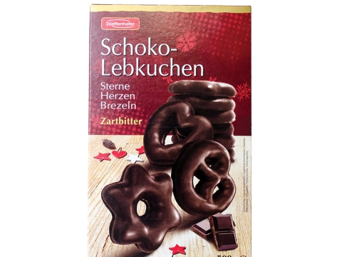 Stiefenhoffer medenjaci preliveni tamnom cokoladom 500g