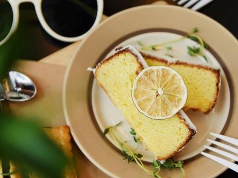 Slatki hleb s limunom i narandžom