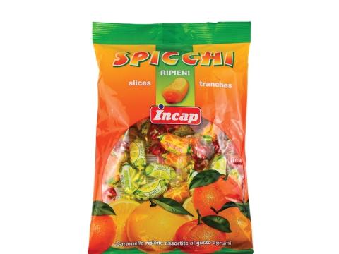 Incap Spicchi 220g