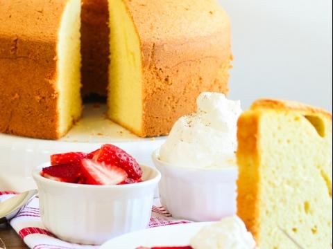 Jednostavna sunđerasta torta