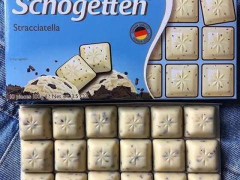 Schogetten čokolada stracciatella - ukus leta u jesenjim danima