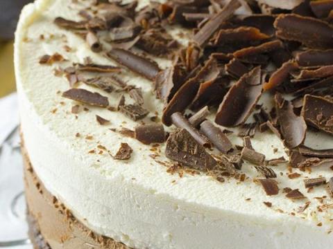Torta čokoladna trilogija (ne peče se)